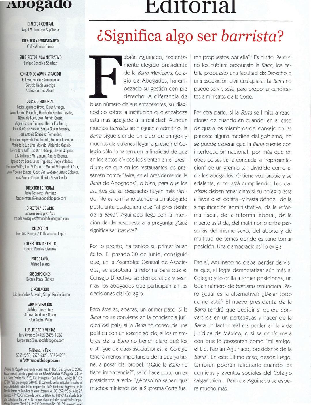 Los 100 mejores abogados de México Francisco Riquelme Gallardo
